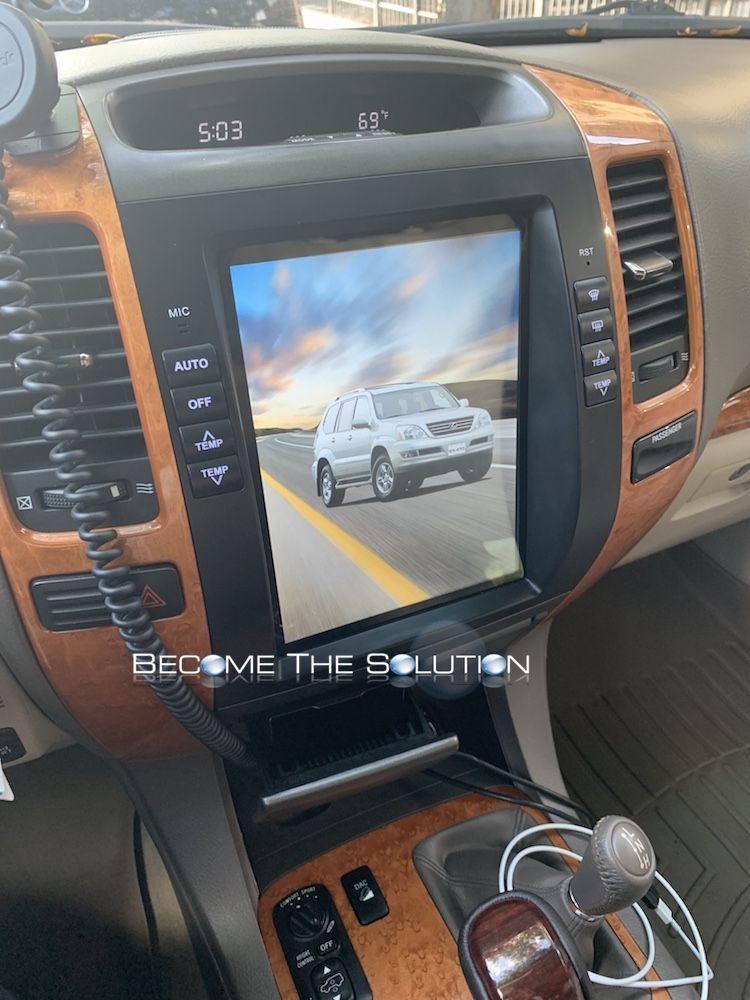 Installation & Use: Phoenix Android Radio Lexus GX 470