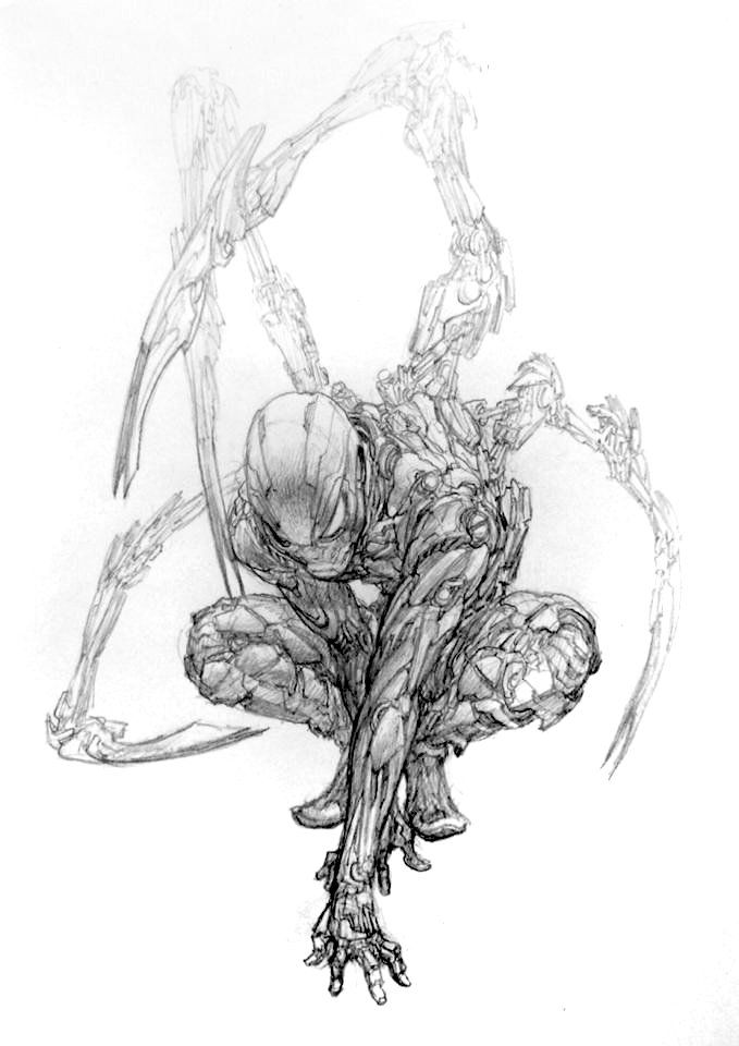 Drawing Note - 06, Jong Hwan on ArtStation at https://www.artstation.com/artwork/drawing-note-06
