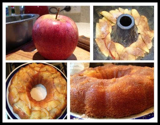 Quick and easy apple cake recipes