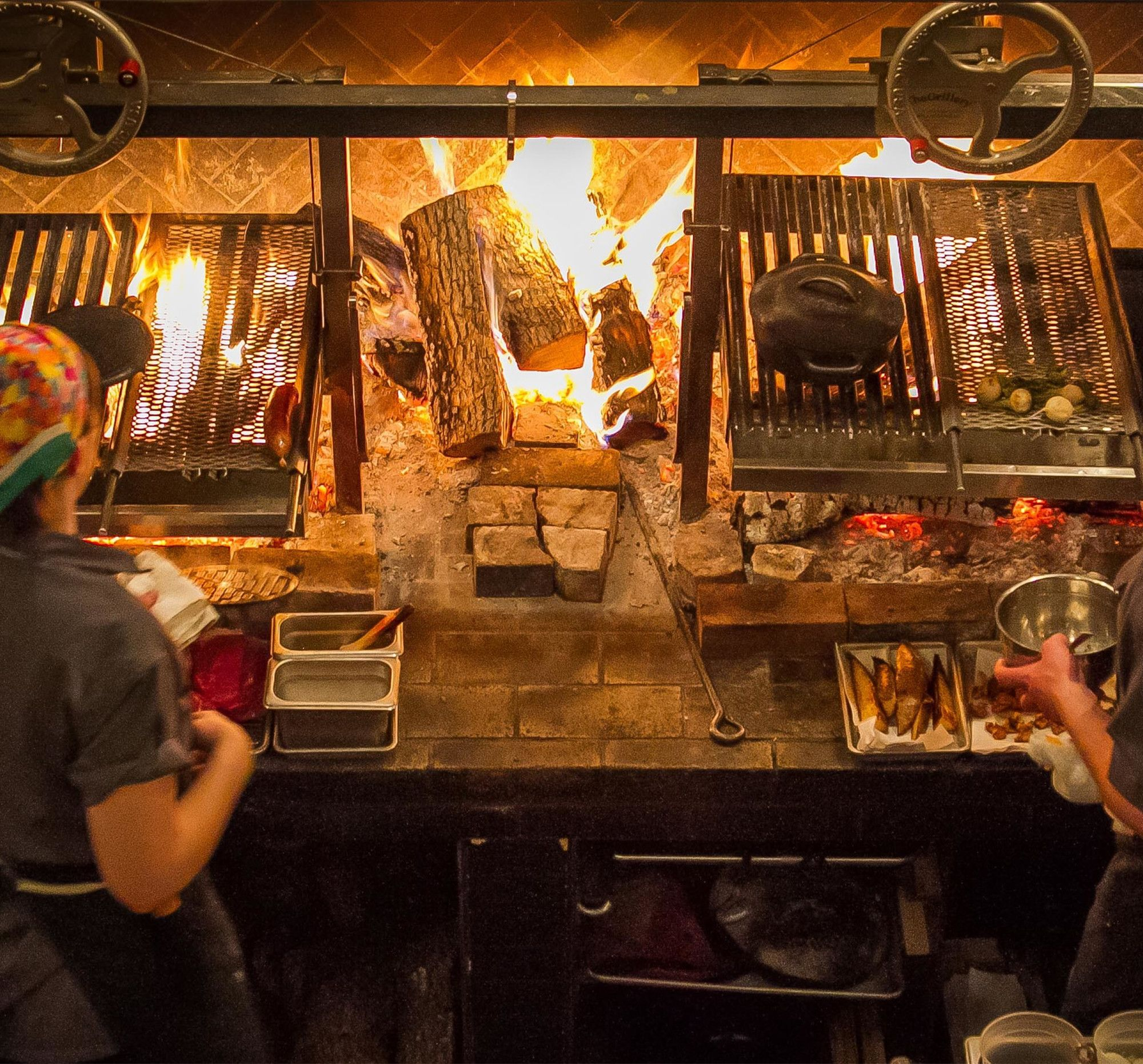 Open Kitchen Restaurant: The Cult-Favorite Wood-Fired Grills Taking The Restaurant