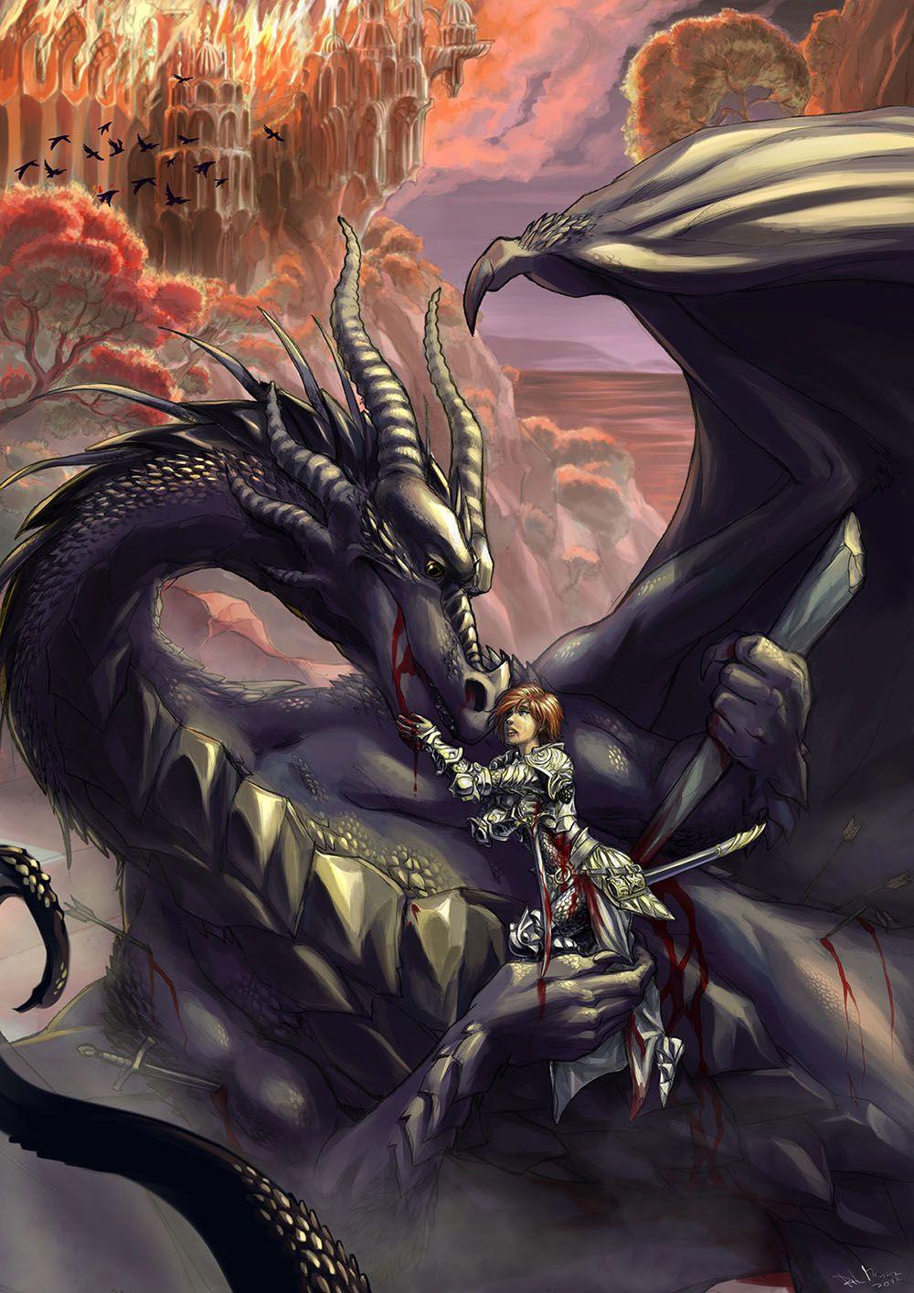 L'ultima Guardiana - Illustrazione by ritam on DeviantArt