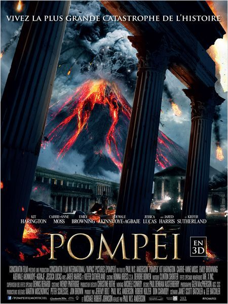 Pompéi, de Paul W.S. Anderson