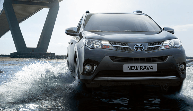 Toyota RAV4 Business Edition from £199 per month Toyota