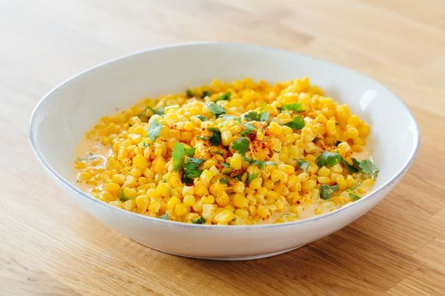 The Quickest Creamed Corn You'll Ever Make — 5-Minute Freezer-to-Microwave Side Dishes