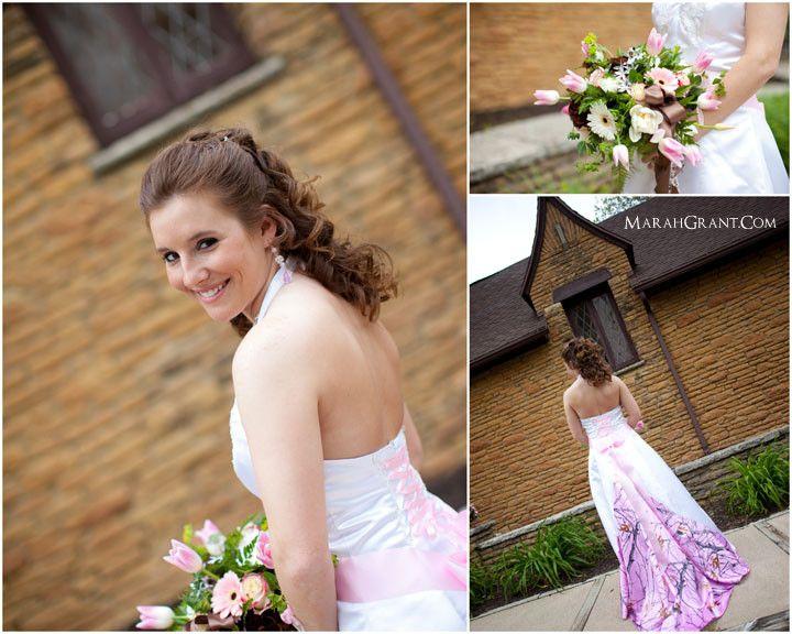Muddy Girl Wedding Dresses Anthony Tabitha Wedding