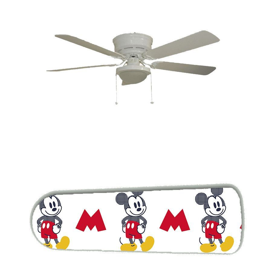 Mickey mouse 52 ceiling fan and lamp ceiling fan ceilings and fans mickey mouse 52 ceiling fan and lamp aloadofball Choice Image