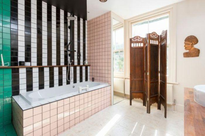 ▷ 1001 + ideas de cuartos de baño en estilo ecléctico | Cuarto de ...