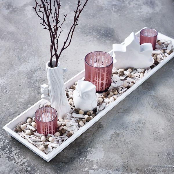pin von auf home decor pinterest dekoration weihnachten dekoration und herbst. Black Bedroom Furniture Sets. Home Design Ideas