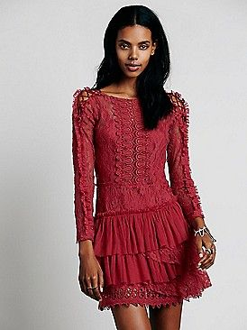 Free People Angel Kisses Dress at Free People Clothing Boutique