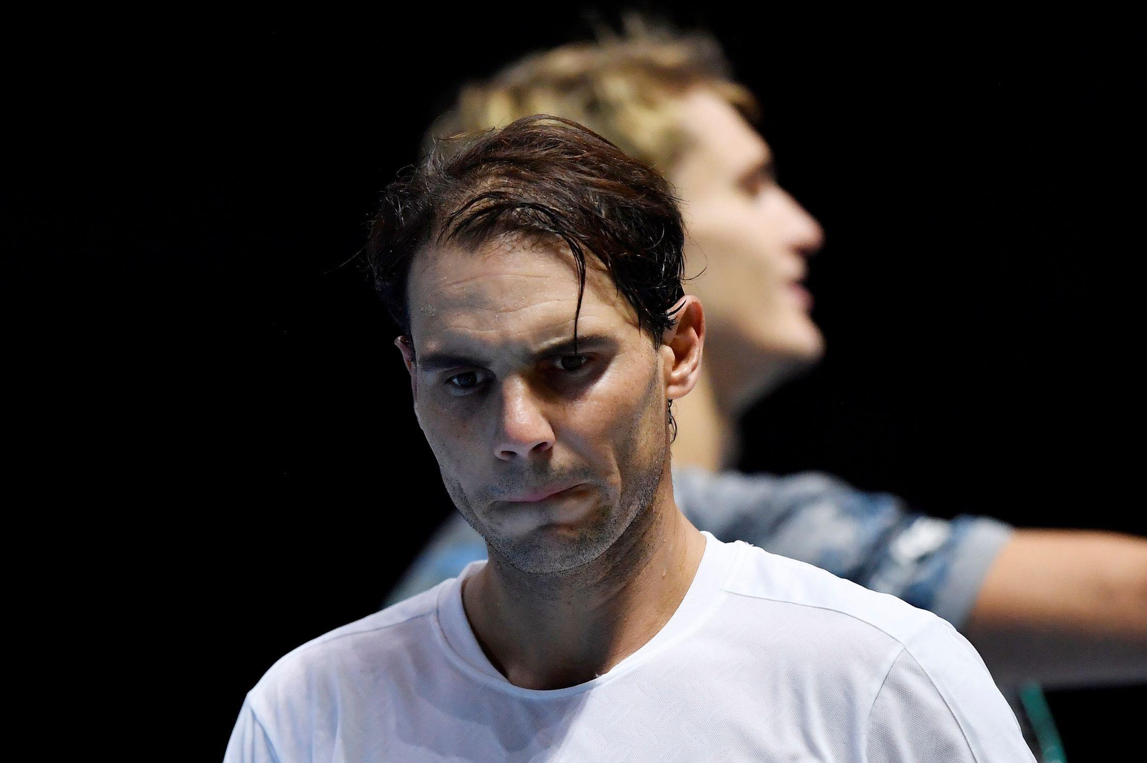 Nadal tombe face à Zverev ATP Tennis Le Figaro