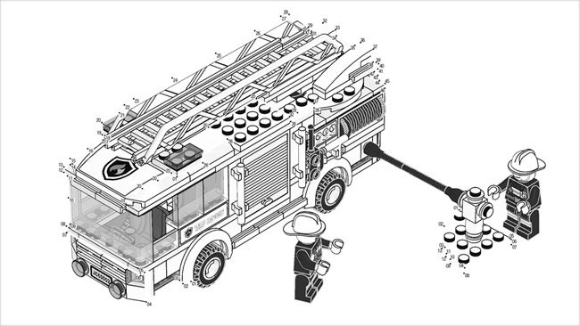 Dot to dot coloring pages from lego site lego lego city fire lego city lego site - Lego city a colorier ...