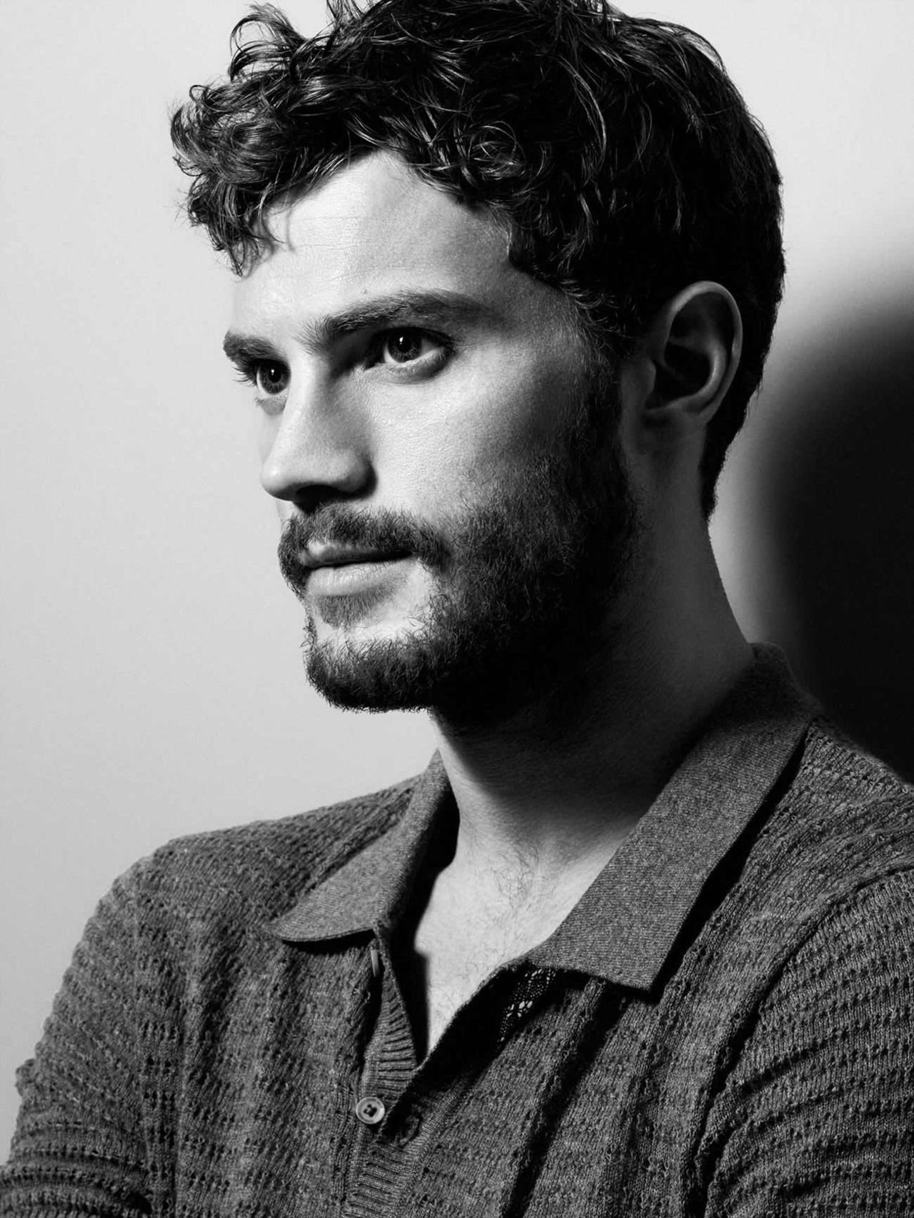 Jamie doran the new christian grey! Not sure I'm happy about it yet