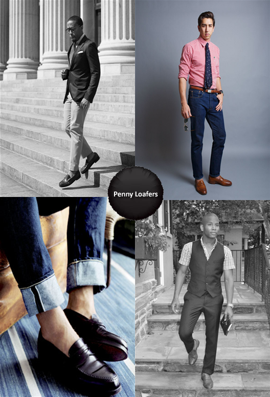 6935a191748 Pictures of Men Wearing Penny Loafers