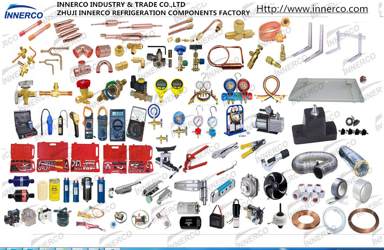 Innerco Hvac Parts Hvac Tools Refrigeration Parts Refrigeration