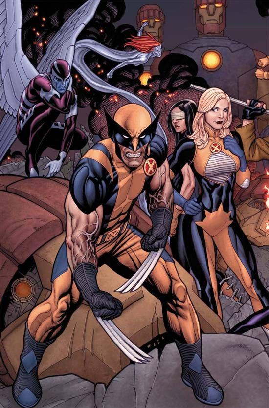 X-Men by Frank Cho
