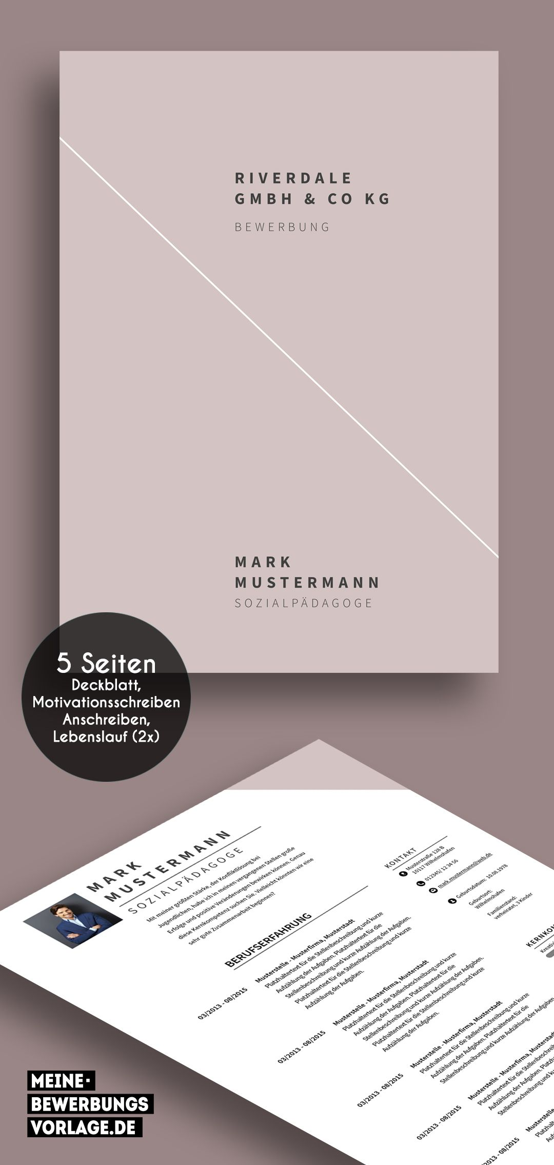 No 13 Vorlage Deckblatt Bewerbung Bewerbung Layout Deckblatt Bewerbung