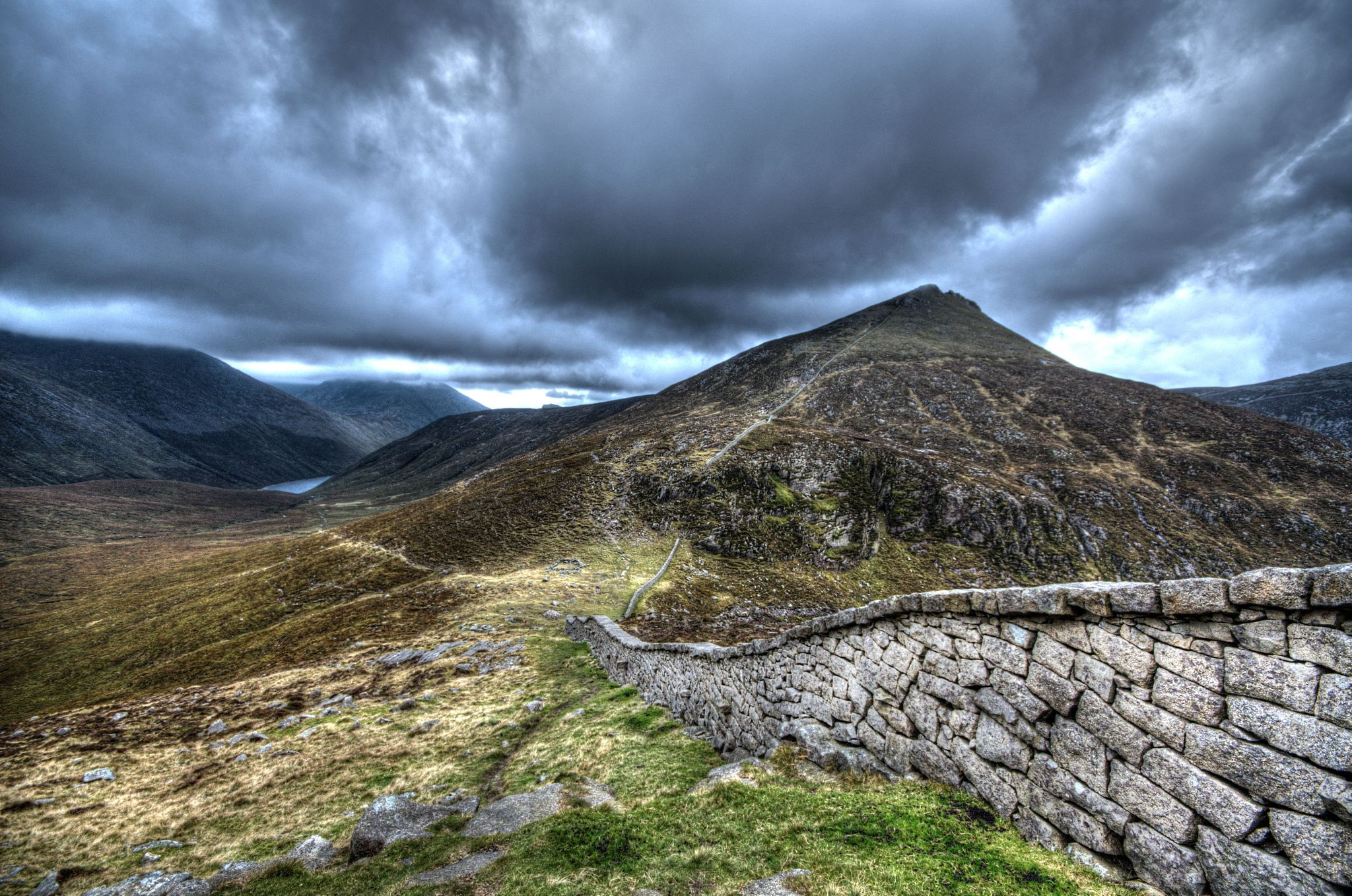 Slieve Bearnagh by Joe Murphy on 500px