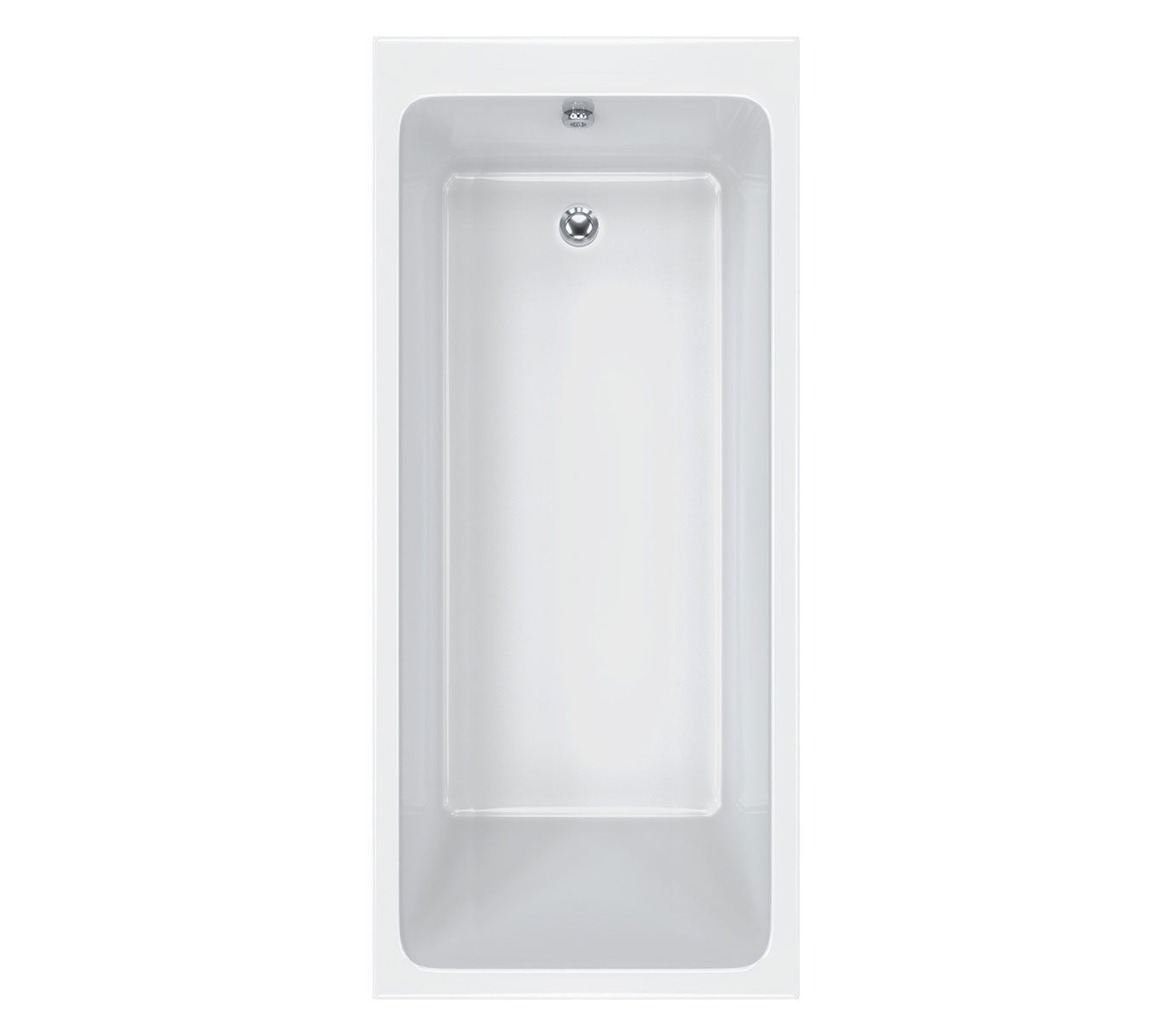 Carron Quantum Single Ended Bath 1800 x 725mm | Small bathrooms ...