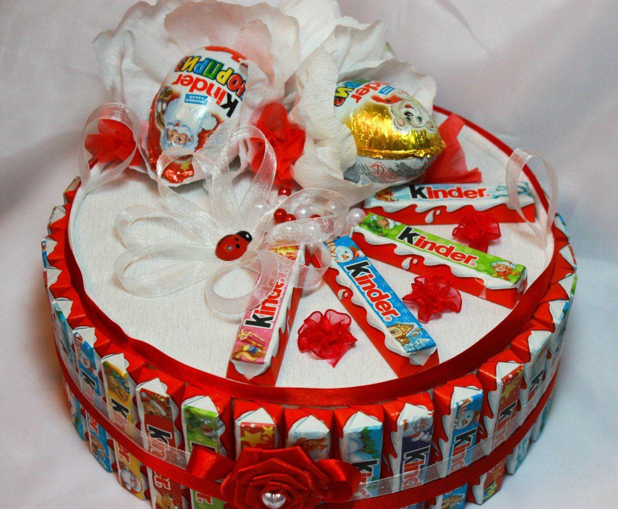 подарок для сладкоежек