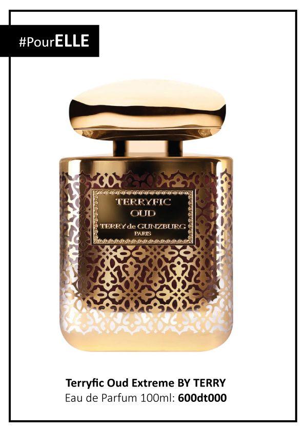 Pour Elle Terryfic Oud Extreme By Terry Encore Plus Tenebreux Plus Provocant Et Voluptueux Que La Fragrance Originale T Perfume Perfume Design Oud Perfume