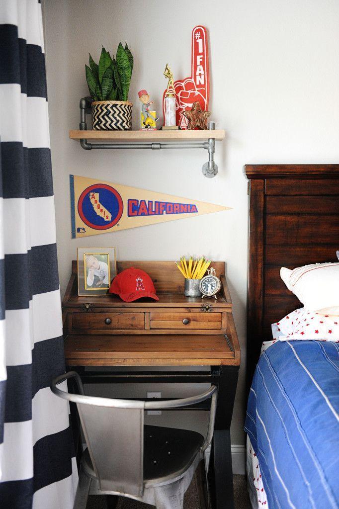 Boys Bedrooms Designs Inspiration Tween Boy Room  Boy Bedroom Design Ideas  Pink Peppermint Design 2018