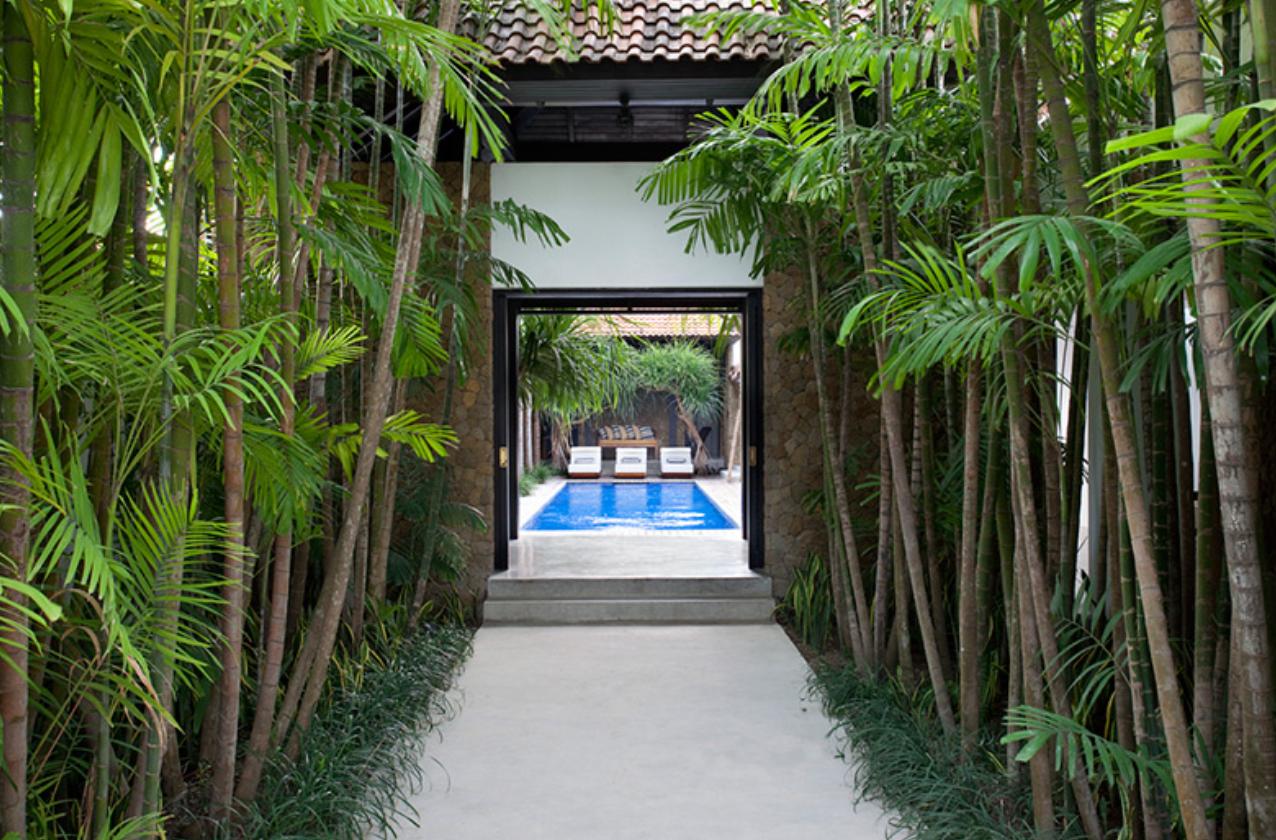 Stuart Membery Architects - VILLA at ECHO BEACH, Bali, Indonesia ...