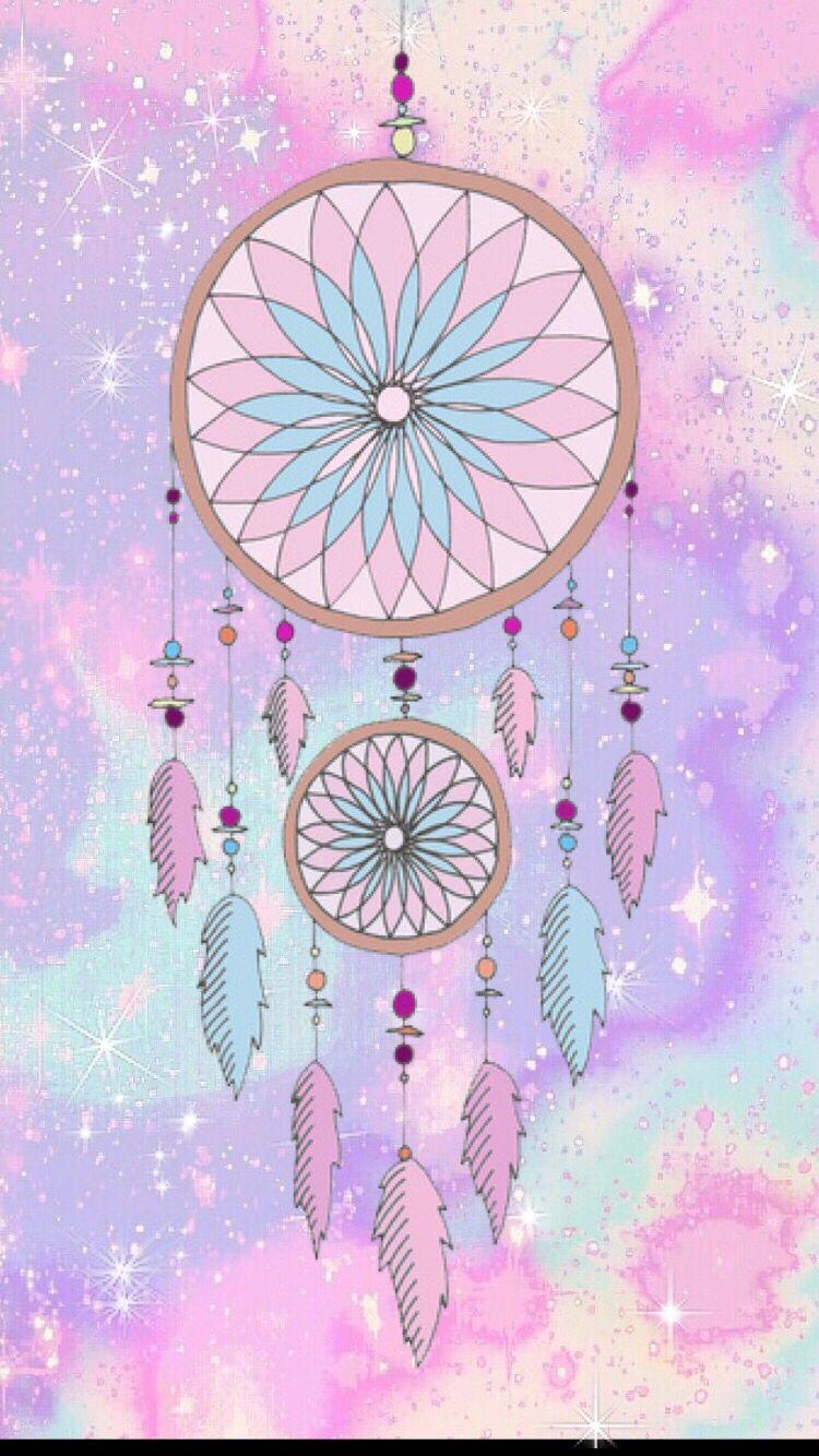 Cute Dreamcatcher Wallpaper Iphone Attrape rêve | Me...