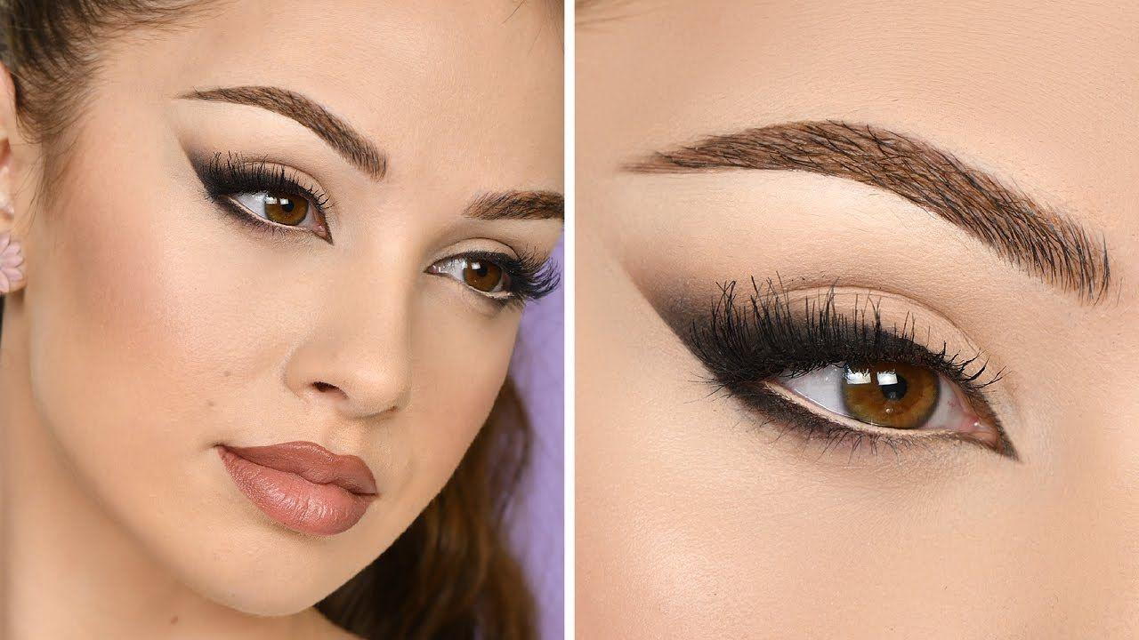 FOXY EYES Makeup Tutorial ( Eye Lift Without Surgery