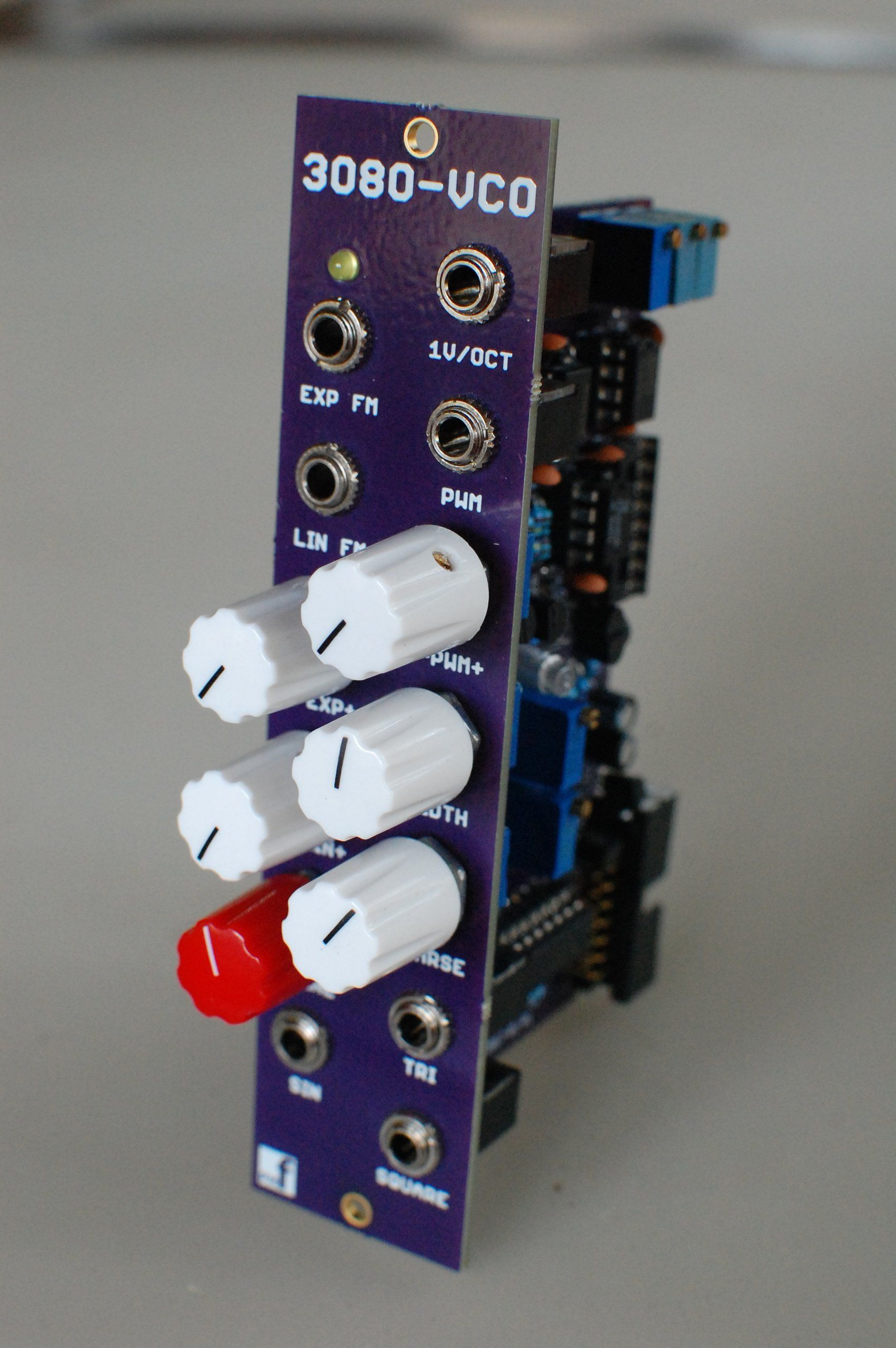 3080 VCO (Eurorack PCB Set) by PMFoundations on | Modular