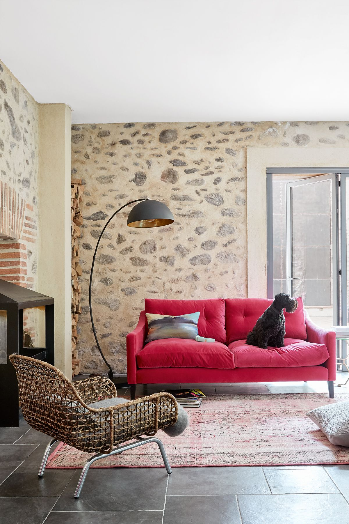 Step Inside This Traditional 18th Century French Farmhouse