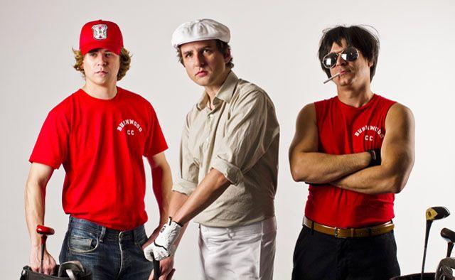 Caddyshack Bushwood Caddy Group Costume | Golf | Group