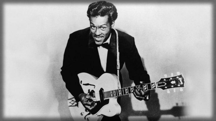 Breaking: Chuck Berry, Rock N' Roll Pioneer, Dead At 90