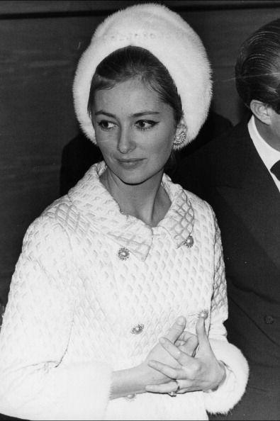 Queen Paola of Belgium