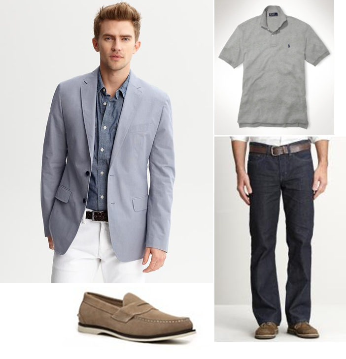 What Men Should Wear On A First Date