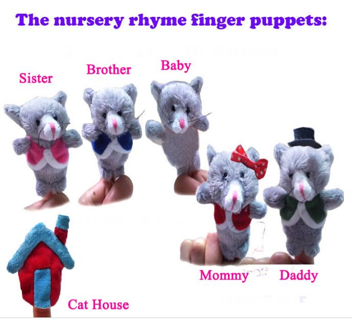 40 Awesome cat finger puppets images