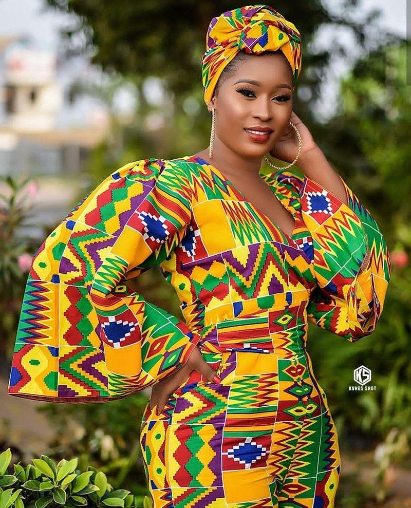 fbd76941274 Sexy African Print Fashion dresses for women  wedding  Africanprint   mensfashion  Ankara  AnkaraFashion  MammypiFashionTV  Asoebi  Nigeria   Fashion  Mammypi ...