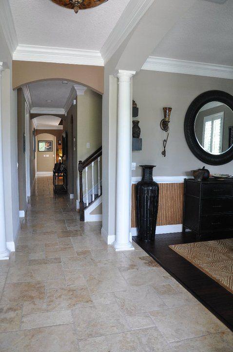 Builddirect Kesir Travertine Tile Antique Pattern Sets In 2020 Travertine Tile Travertine Flooring