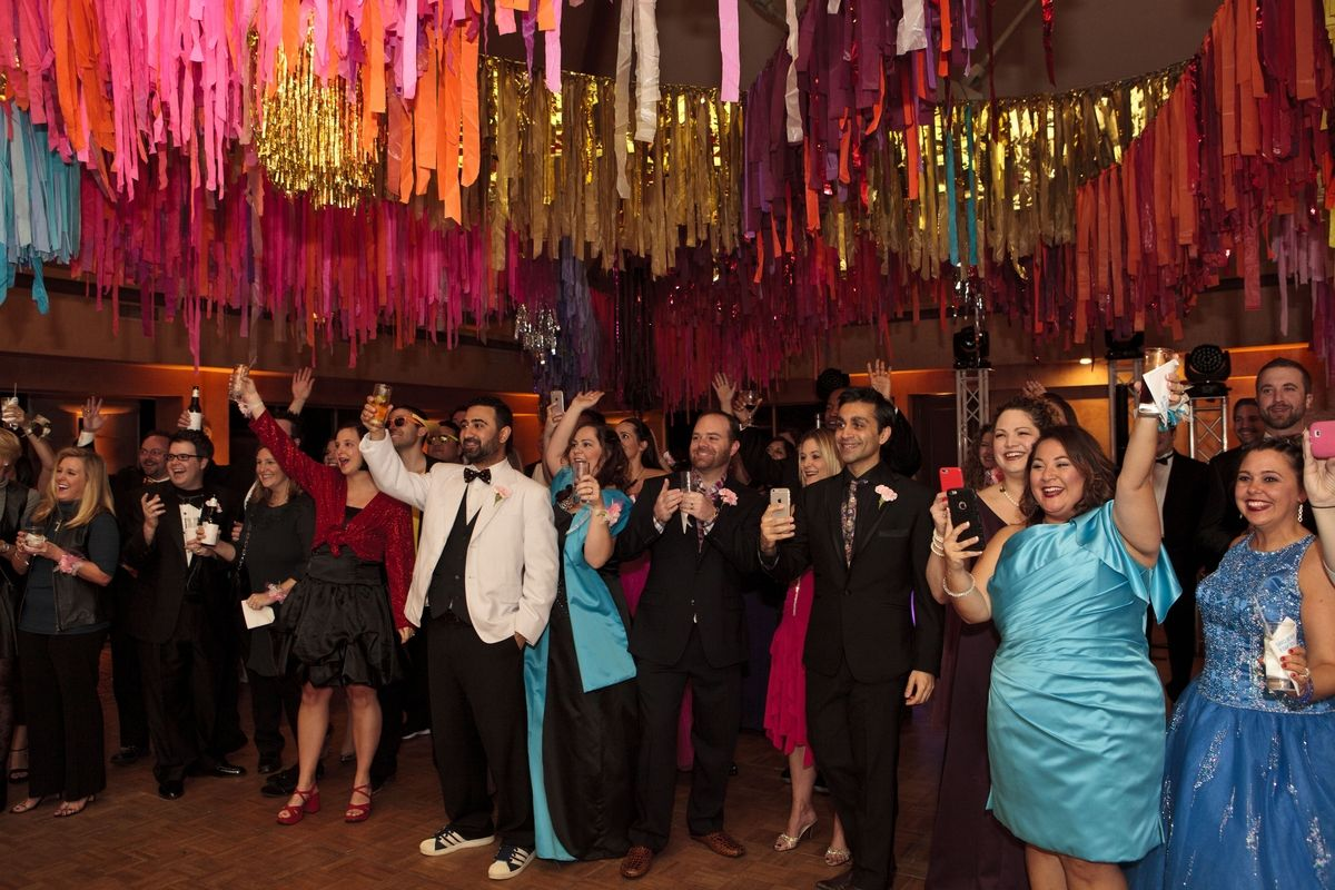 Prom Party Photography