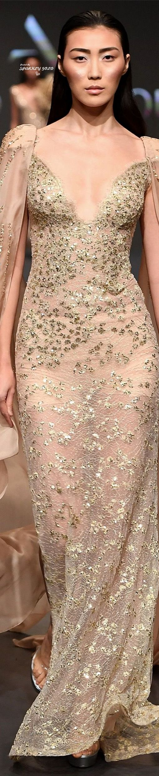 Abed Mahfouz Spring 2017 Couture