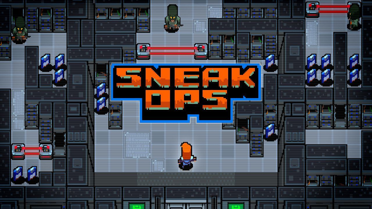 Don't Get Caught While Playing Sneak Ops Games, Action