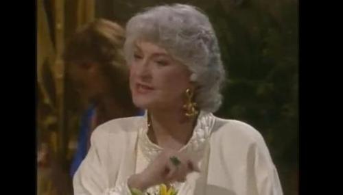 Image result for the golden girls Dorothy earrings