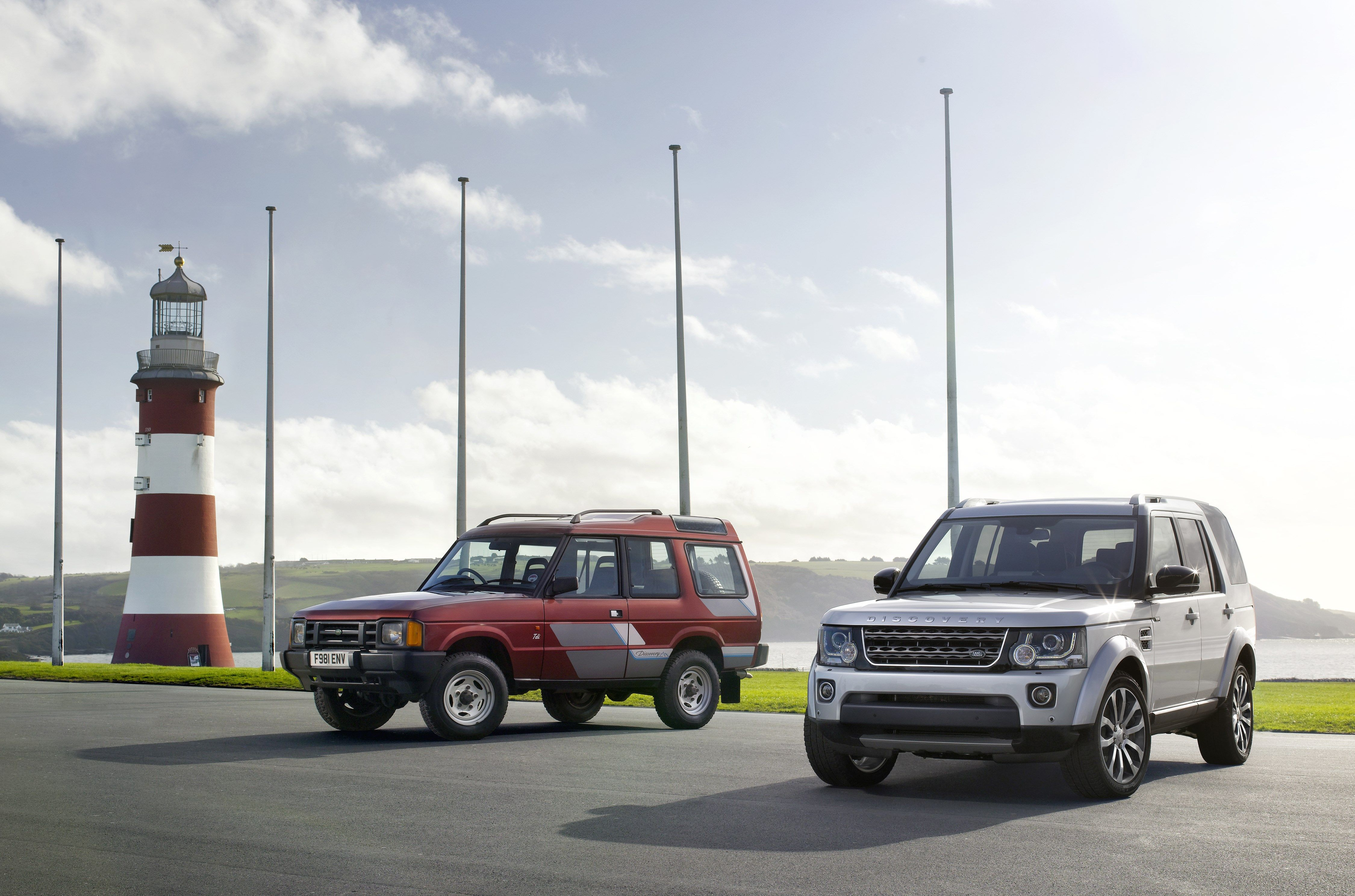Widescreen Wallpaper Land Rover Discovery Land Rover Discovery