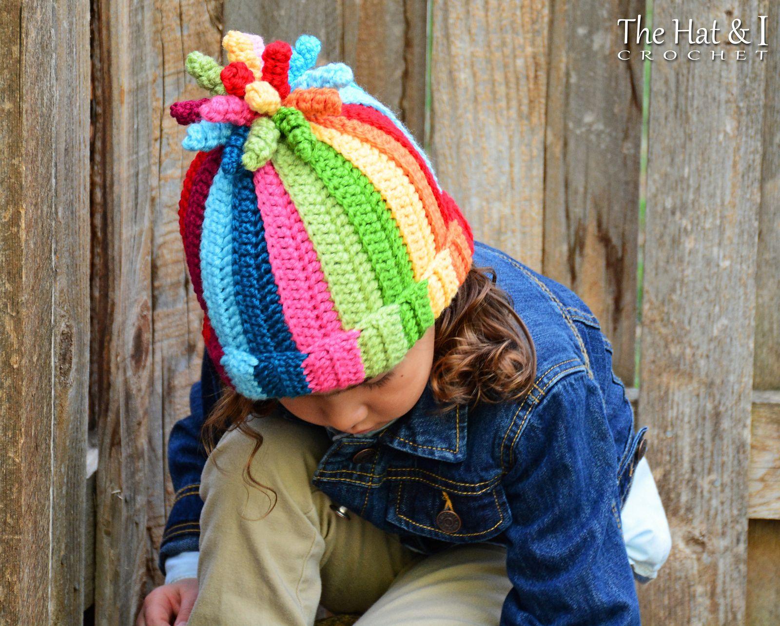 Ravelry: Tutti Frutti pattern by Marken of The Hat & I