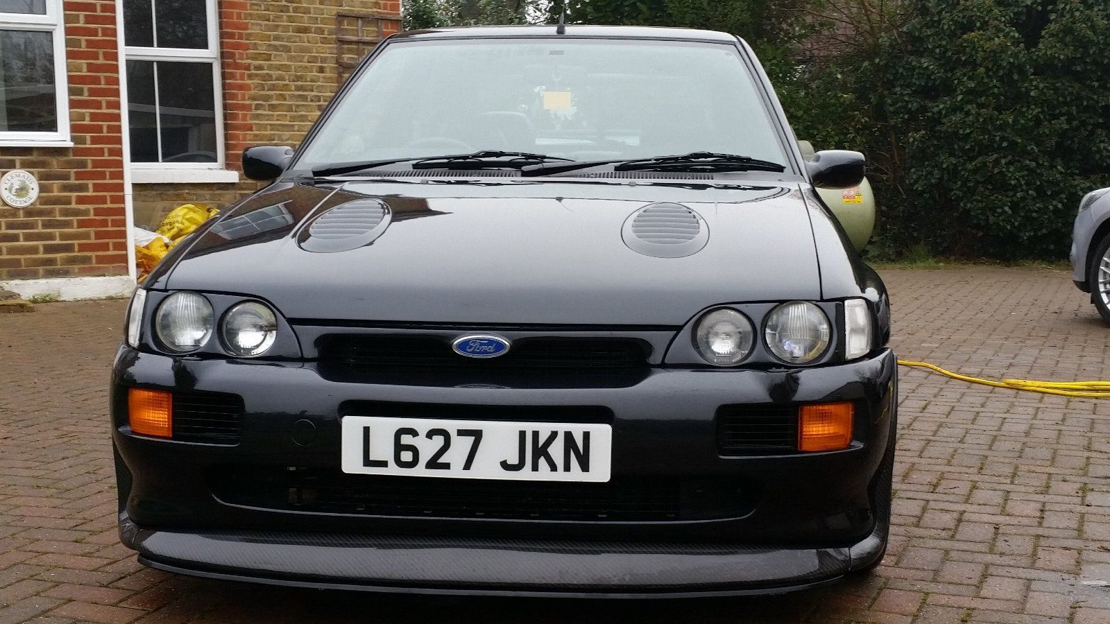 Click the link to see more of this ford escort rs cosworth big turbo ...