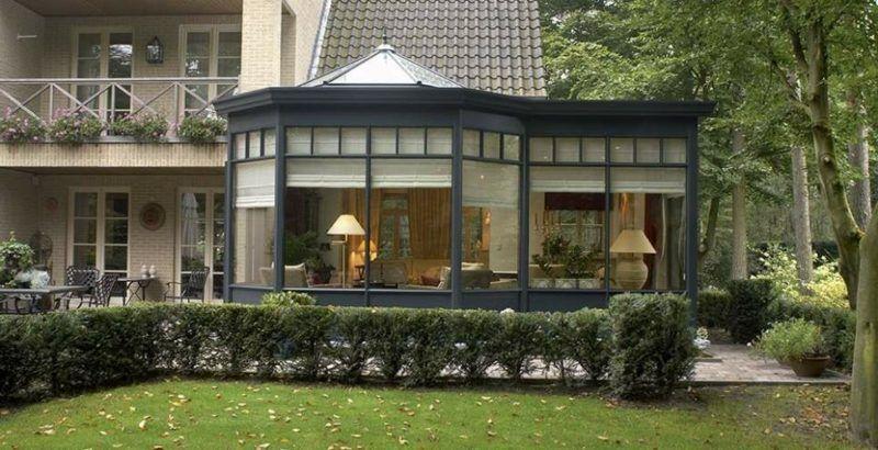 Wintergärten - frisches Aussehen - Deko \ Feiern - peindre une facade de maison
