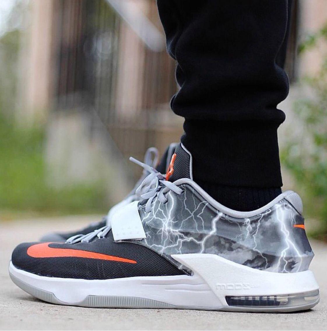 Nike kd7 id bmj Sneakers Pinterest Tenis Zapatillas y Zapato