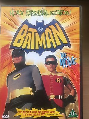 Adam west #batman: the movie ~ #classic 1966 tv #series spin off film   uk dvd,  View more on the LINK: http://www.zeppy.io/product/gb/2/232004528281/