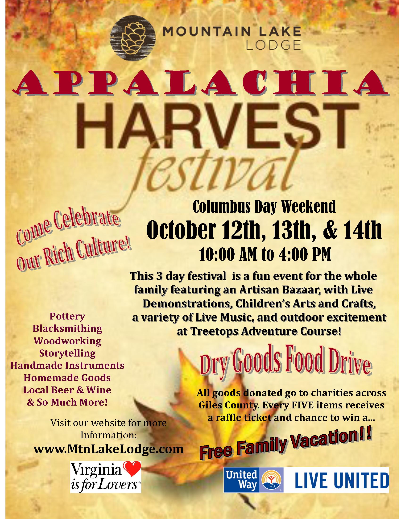 Appalachia Harvest Festival (med bilder)
