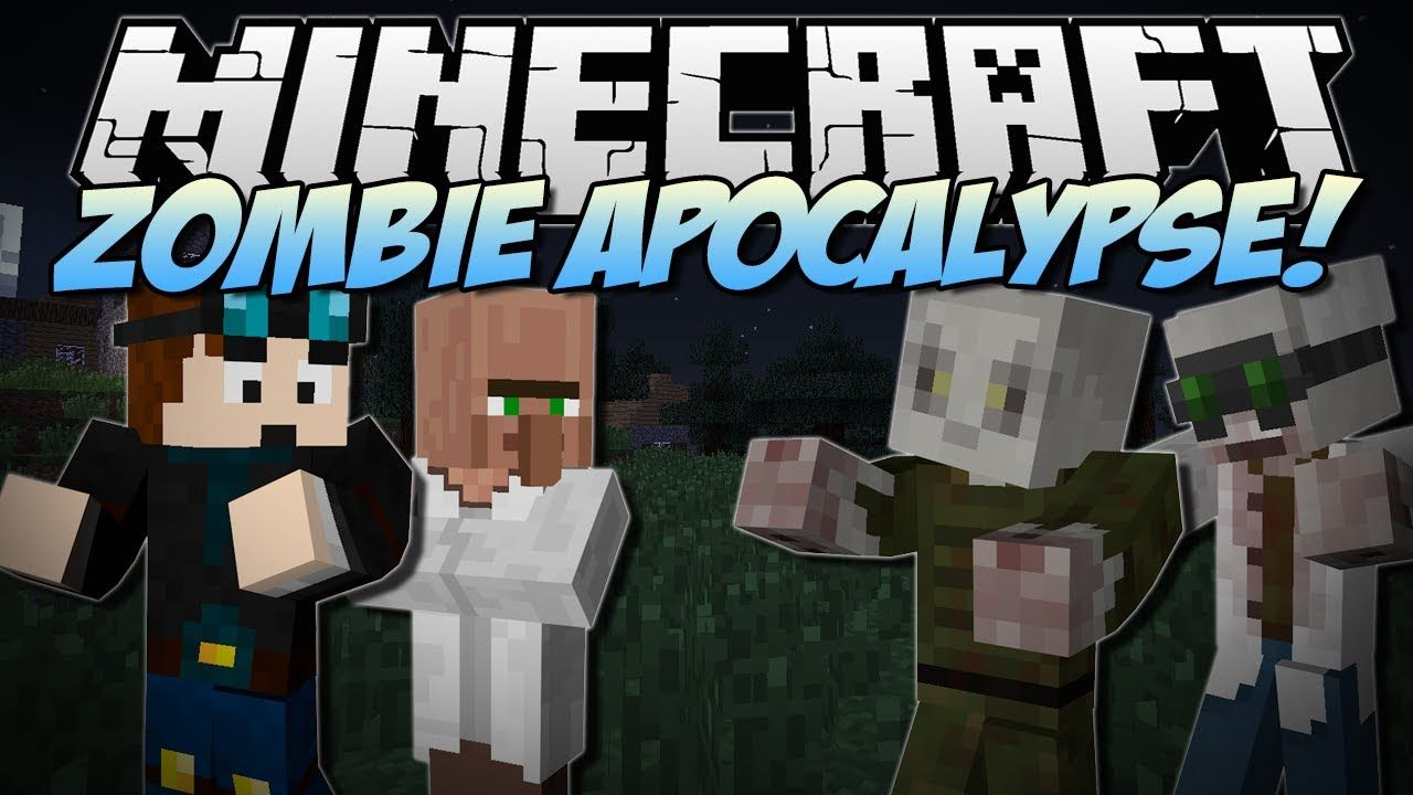 cool Watch Minecraft  ZOMBIE APOCALYPSE! (Will You Survive