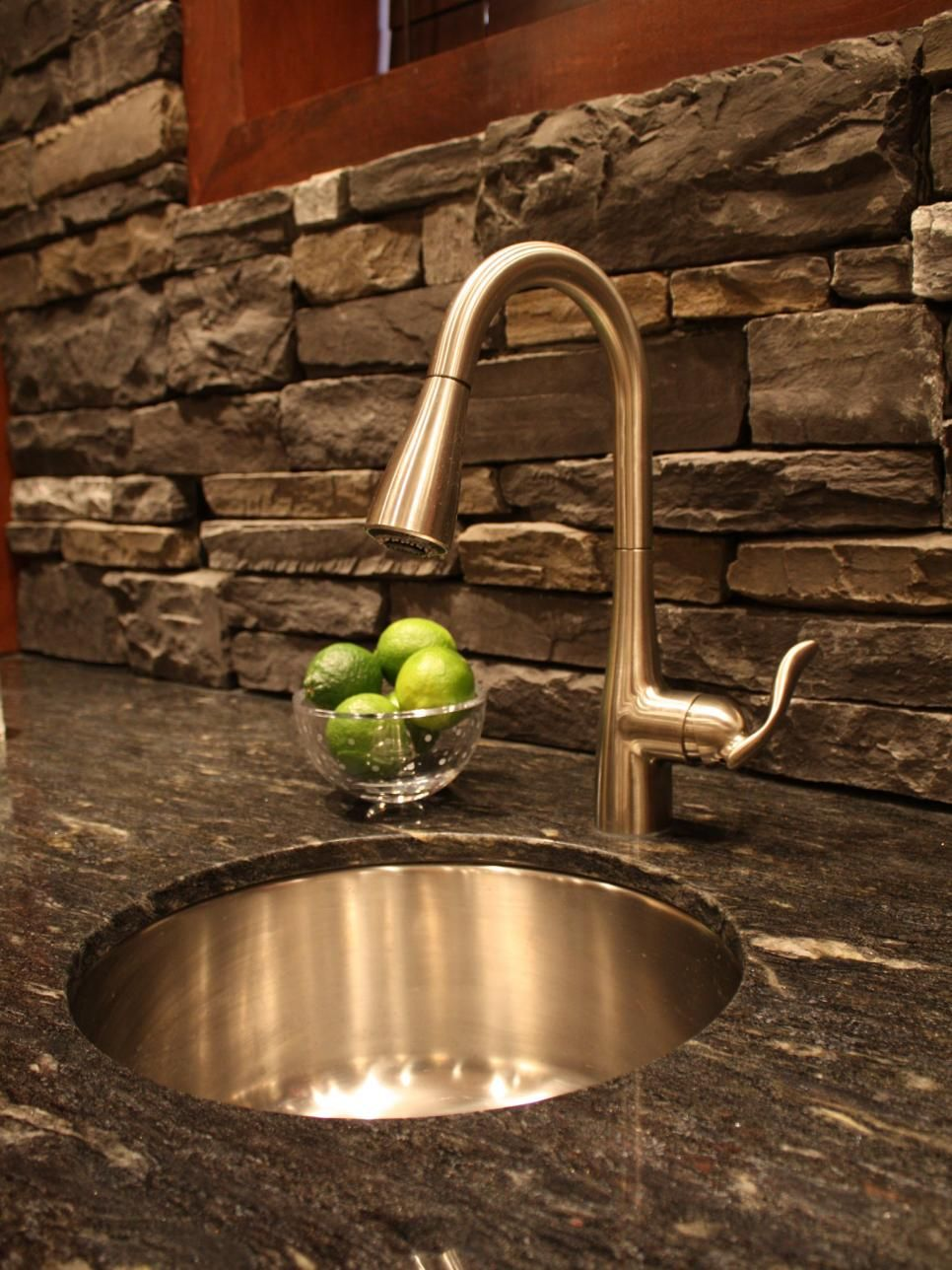 Kitchen Backsplash Rock 15 creative kitchen backsplash ideas | fire ants, basements and